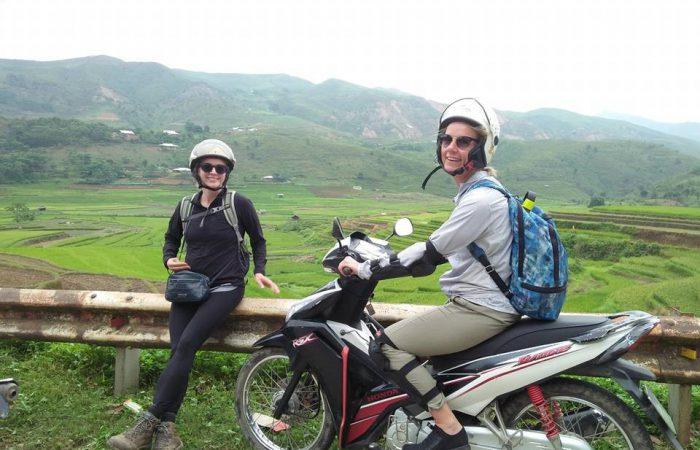 motorbike mu cang chai