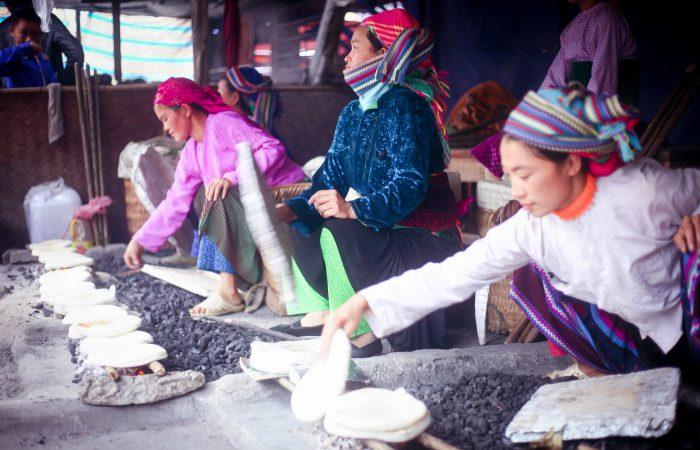 ha giang market