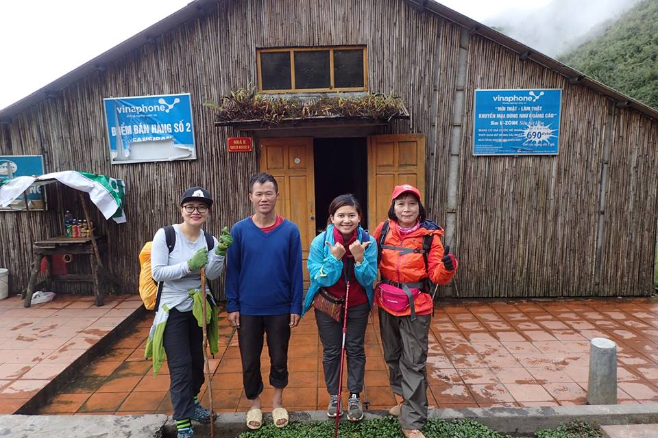 Camping site 2800m- fansipan