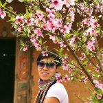 c Phuong Anh- khách Ha Giang tour