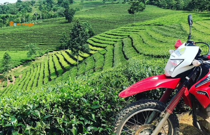 North Vietnam Motorbike loop