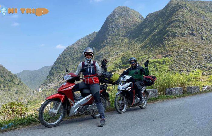 Motorbike-northeast Vietnam