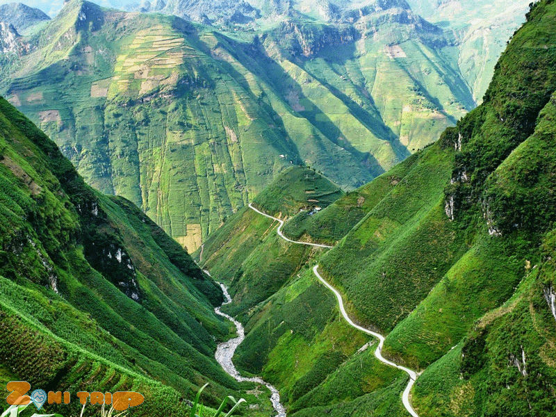 Ma Pi Leng pass- Nho Que river- Ha Giang