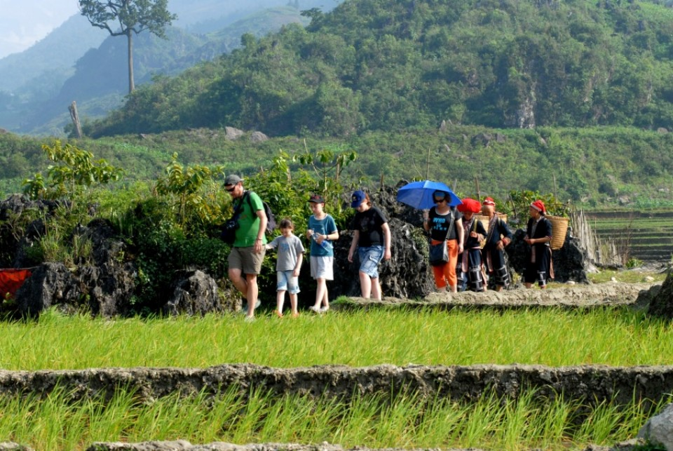 Sapa Hiking Tour-2D3N – start from Hanoi
