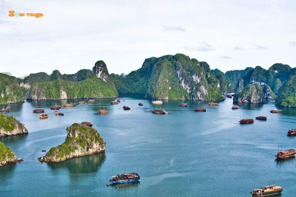 halong - lan ha bay