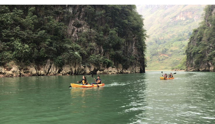 kayak song nho que