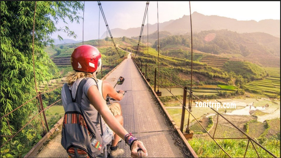 tour ha giang xe may - motorbike vietnam tour