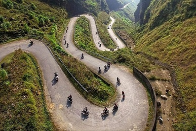 motorbike ha giang- ba be- thumnail