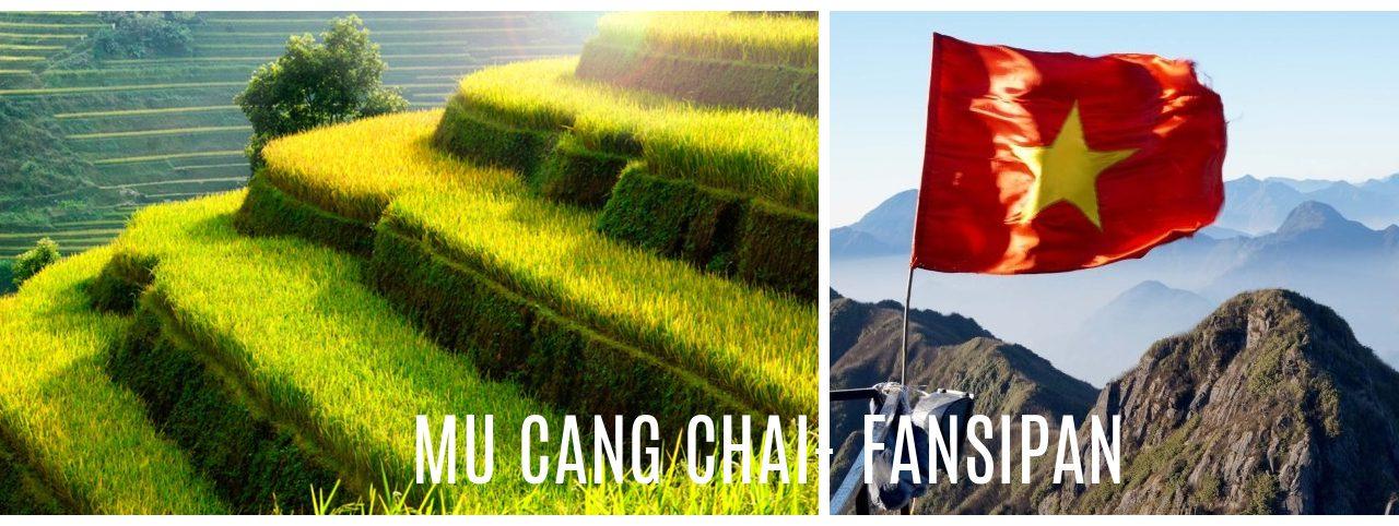 mu cang chai- fansipan