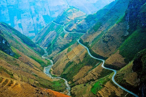ma pi leng- ha giang attractions