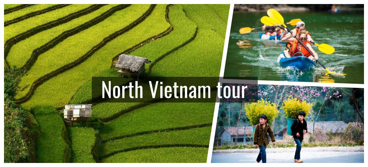 north vietnam tour large image