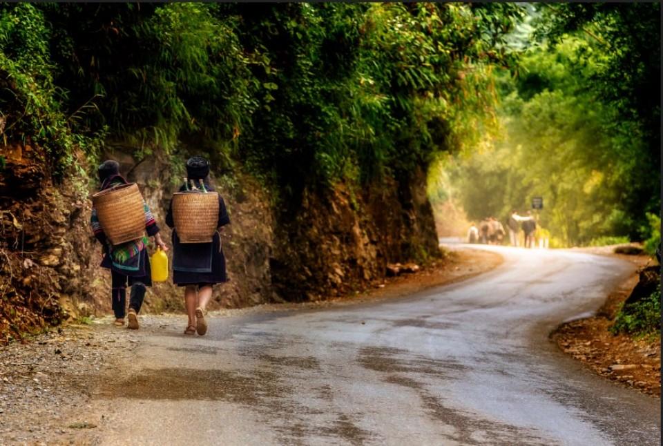 trekking sapa-black mong, vietnam 960px