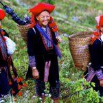 Dao people in Sapa