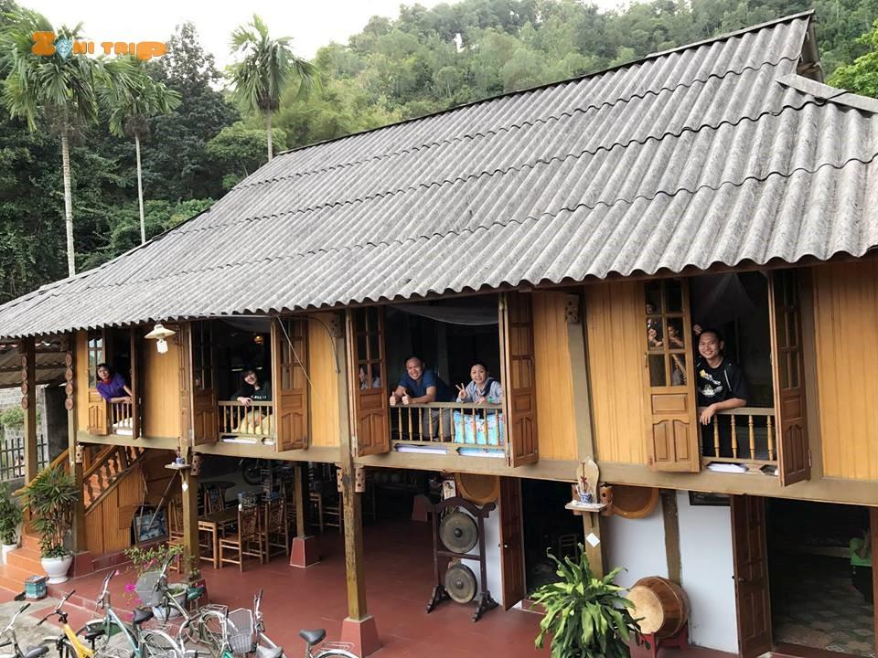 homestay stilt house- Nghia Lo- mu cang chai