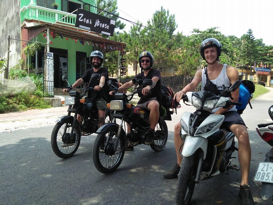 zonihouse- yen bai homestay