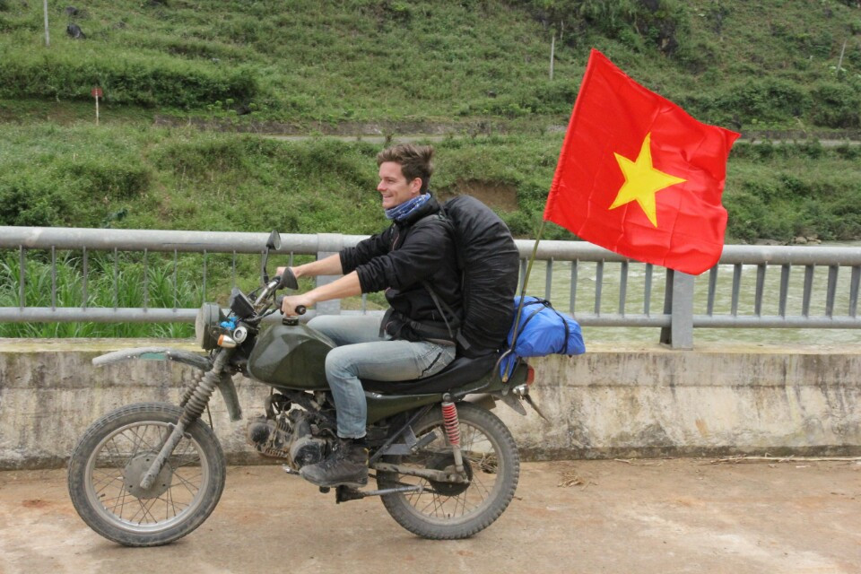 motorbike tour vietnam