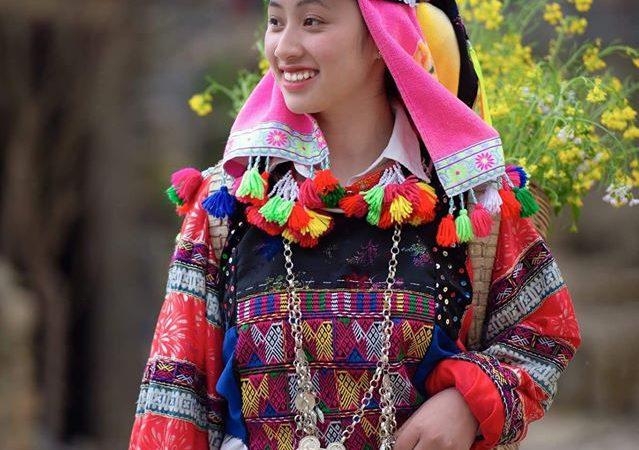 lolo people in Ha Giang