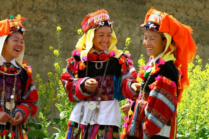 lolo people in Ha Giang