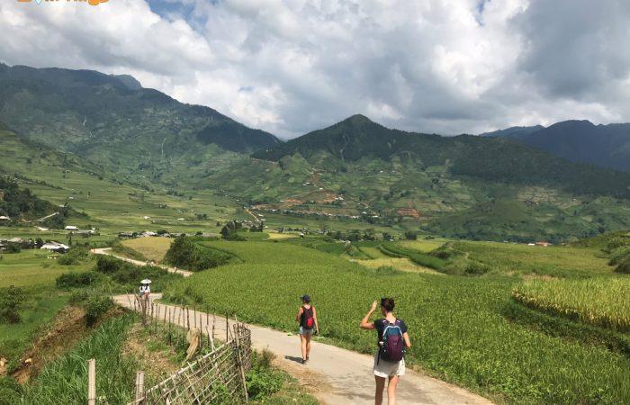 hiking mu cang chai- vietnam
