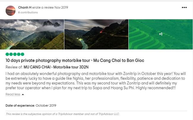 MCC- Ban Gioc- motorbike reveiw