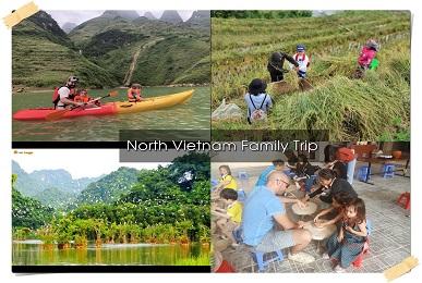 Vietnam family tour - anh thumnail