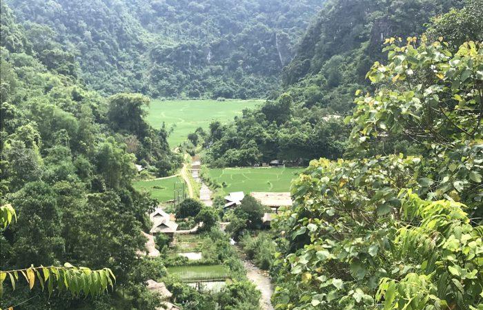 Kho Muong - Pu Luong Trekking