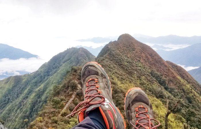 trekking tà xua - Yen bai