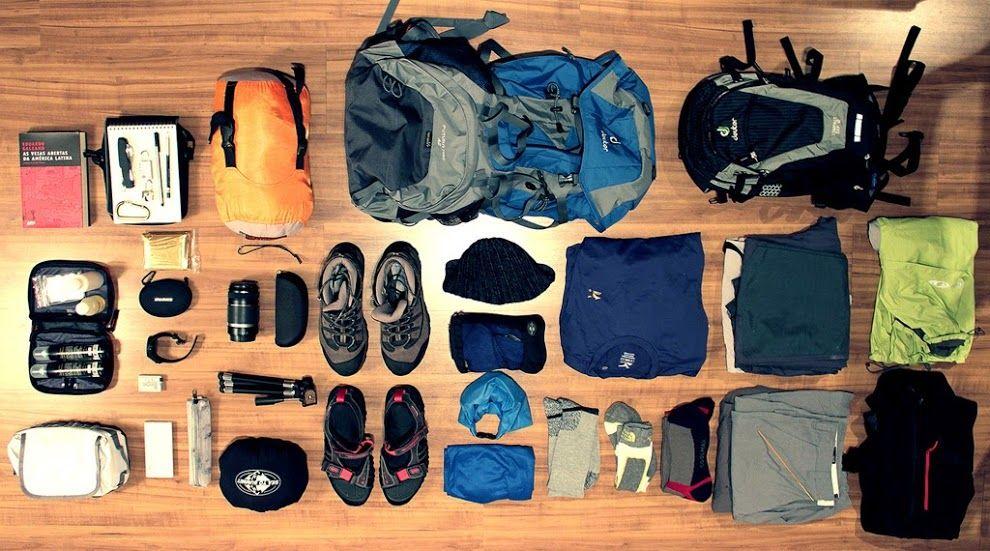Prepare before trekking ZOnitrip