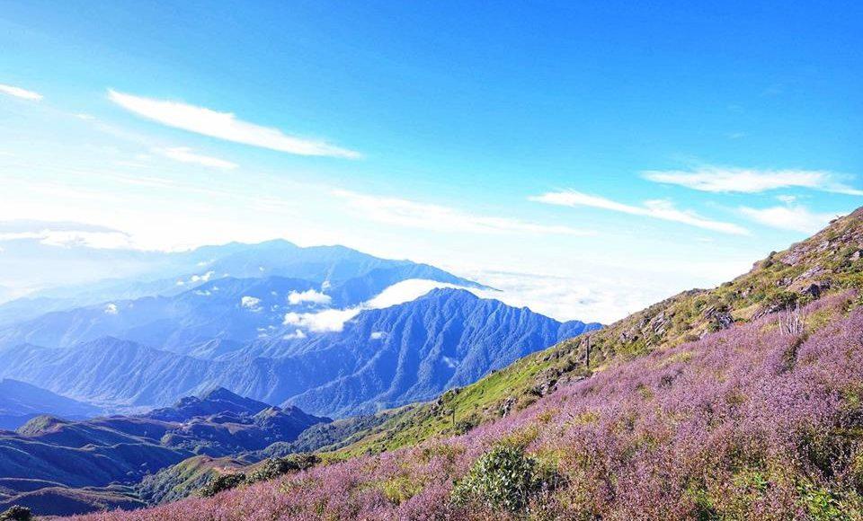 Trekking Ta Chi Nhu